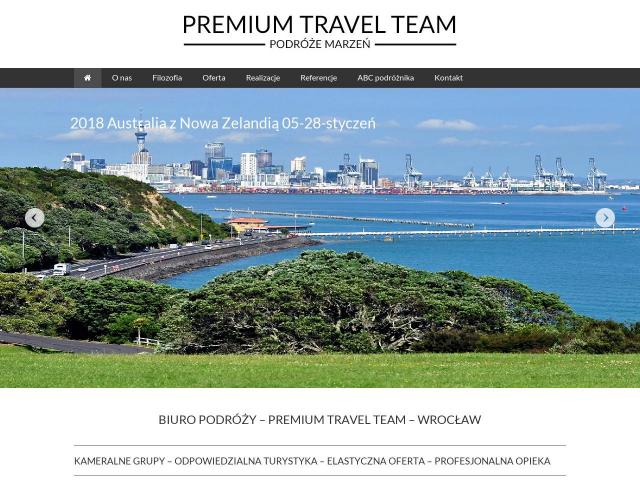 Premium Travel Team